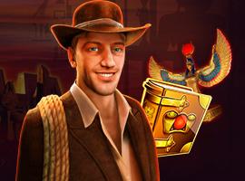 Der Video-Spielautomat Book of Ra Taktik – finden Sie unglaubliche Schätze des Pharaos.