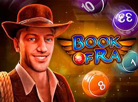 Book of Ra Bingo – der tolle Videoslot