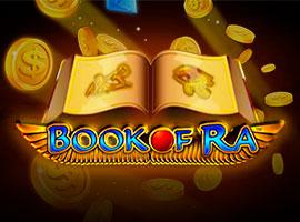 Die tolle Slot-Maschine mit dem Titel Book of Ra Gold
