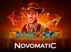 Book of Ra Novomatic – der spannende Video-Spielautomat