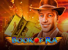 Die älteste Variante der beliebten Slot-Maschine Book of Ra Original